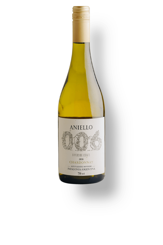 Aniello 006 Riverside Estate Chardonnay - 2018