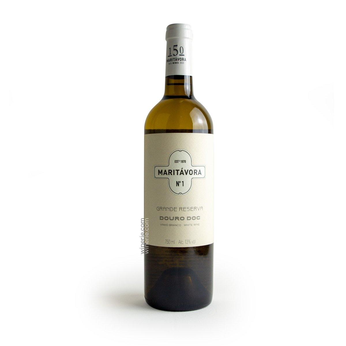 Vinho Portugues Maritavora No. 1 Grande Reserva Branco 2019 750ml
