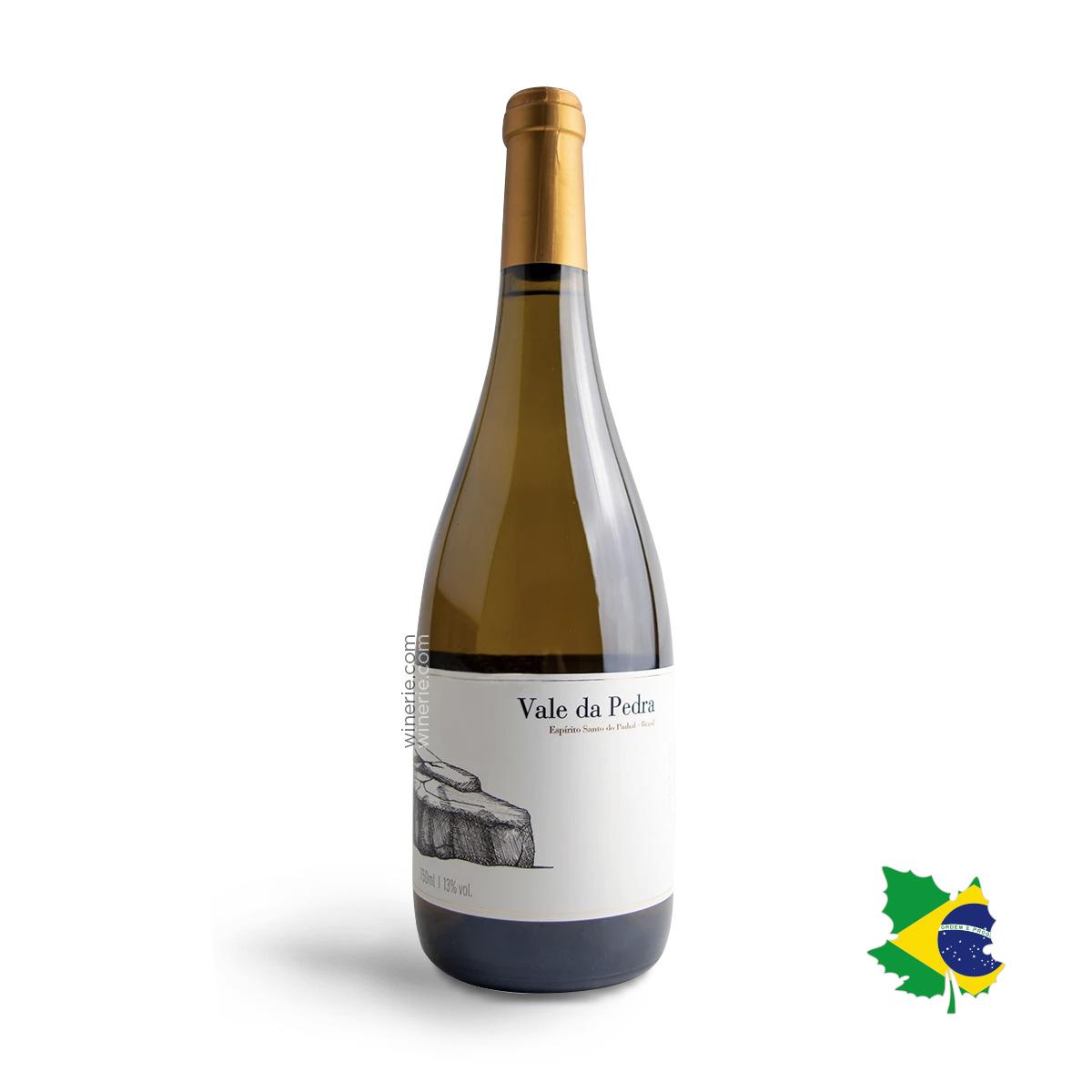 Vinho Fino Guaspari Vale da Pedra Branco 2019 750ml