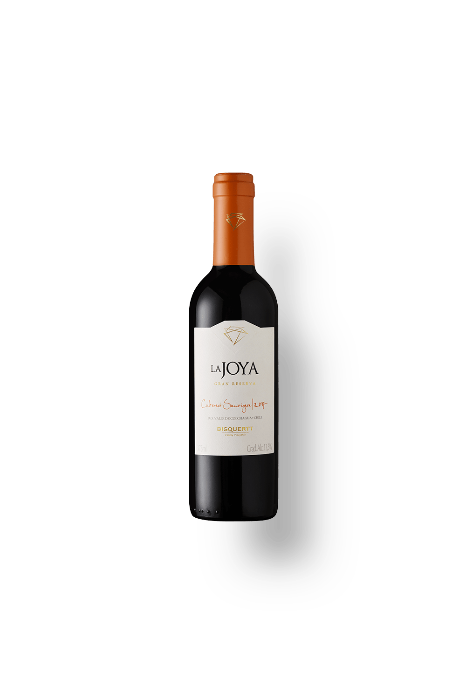 Bisquertt La Joya Gran Reserva Cabernet Sauvignon (375ml) - 2018