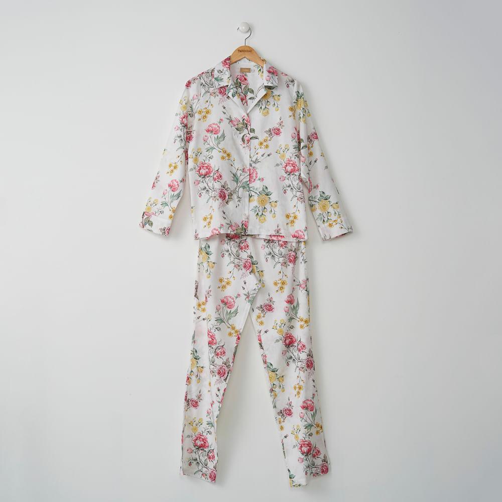 Pijama Longo Gaia