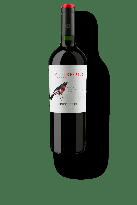 Bisquertt Petirrojo Reserva Merlot - 2018