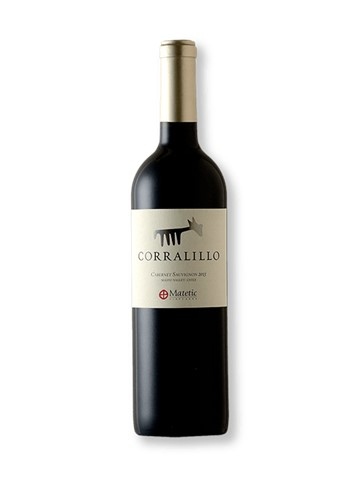 Vinho Matetic Corralillo Cabernet Sauvignon 2016 750 ML